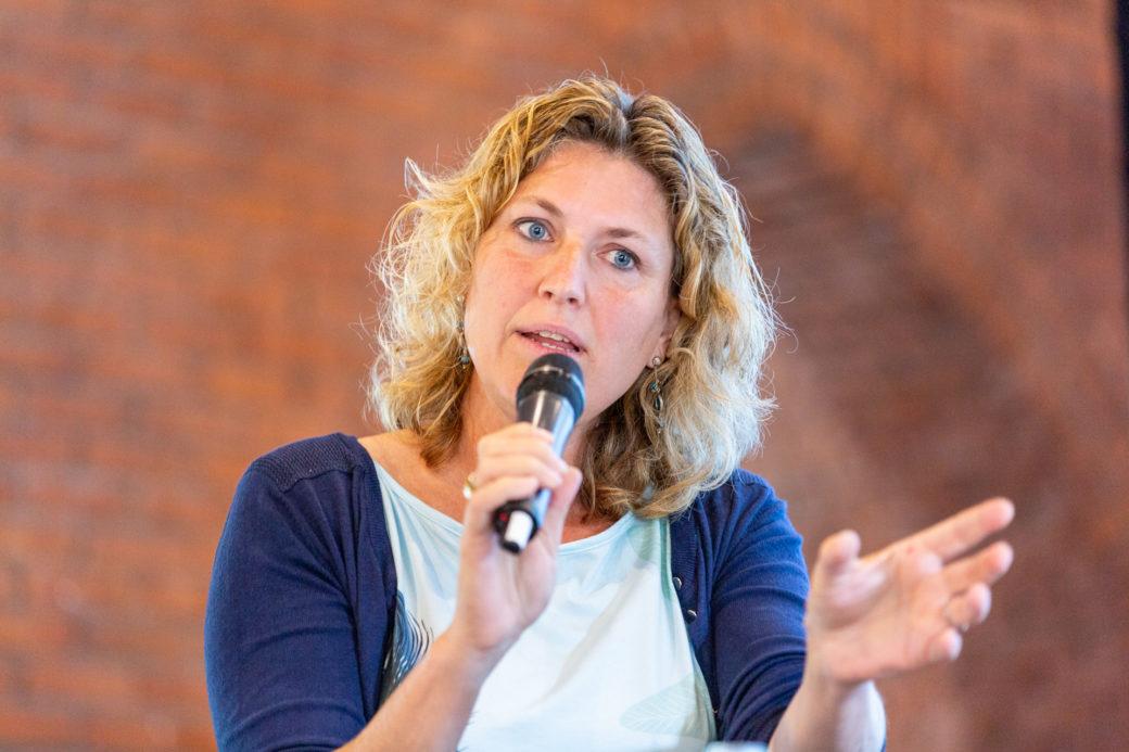 HSP day 2019 Kontakt der Kontinenten in Soesterberg Saskia Klaaysen