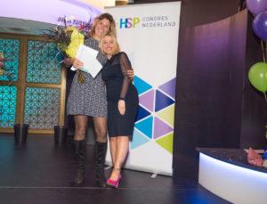 Saskia Klaaysen HSP professional van het jaar